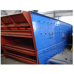 Vibrating Screen for Grinding